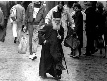 Патриарх cербский Павел (Гойко Стойчевич)